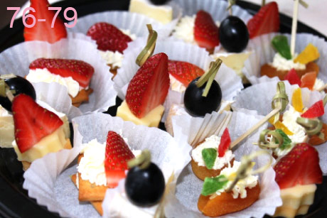 1000 images about small canape on pinterest canapes for Canape receptai