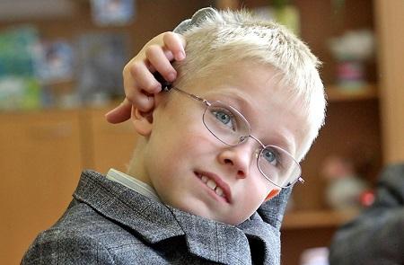Можно ли ребенку восстановить зрение с 0.3
