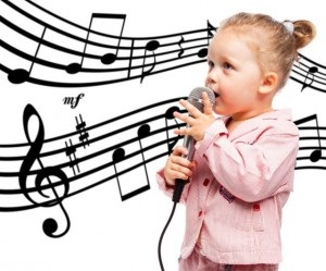 танцуют и поют дети картинки