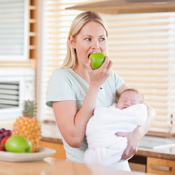 Диет после родов