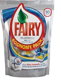 НОВЫЙ FAIRY PLATINUM