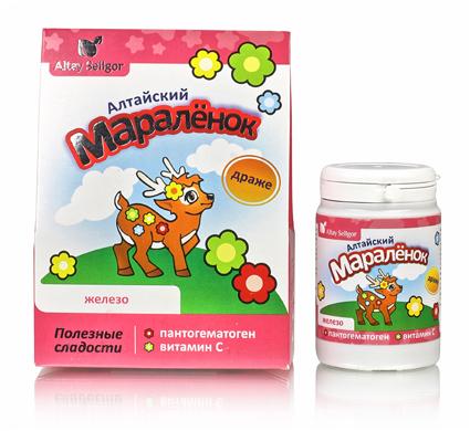 Мараленок витамины отзывы