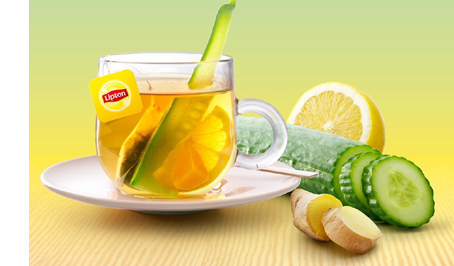 Lipton Exclusively Natural Selection