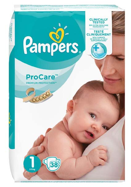 Pampers ProCare