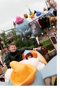 JOHNSON'S® Baby в Disneyland Paris