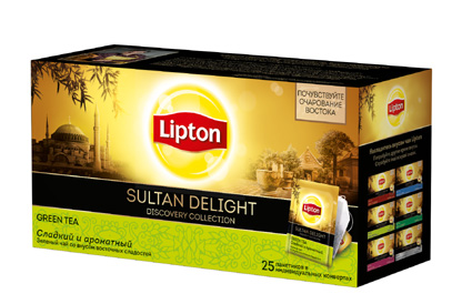 lipton Sultan Delight